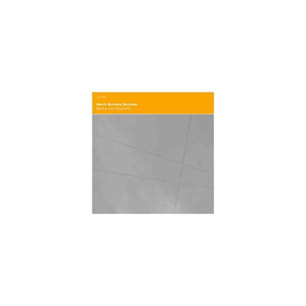Henrik Mun Norstebo - Melting Into Foreground (Vinyl)