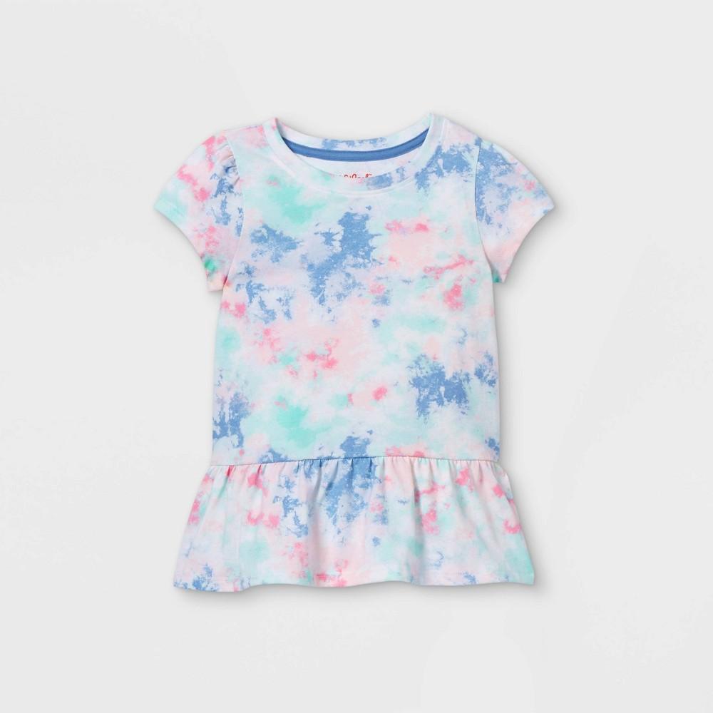 Toddler Girls 39 Peplum T Shirt Cat 38 Jack 8482 3t