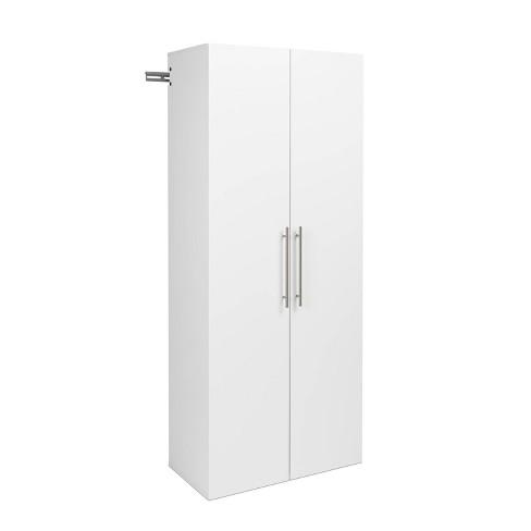 Hangups Shoe Storage Cabinet White