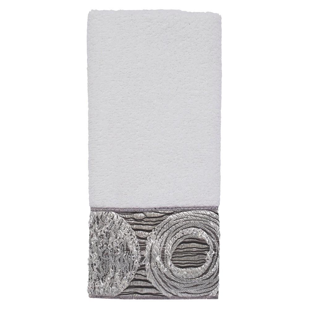 Image of Avanti Galaxy Fingertip Towel - White