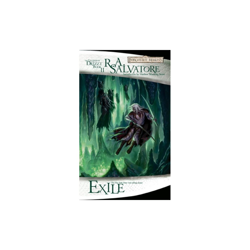 Exile : Forgotten Realms: the Legend of Drizzt Book 2 - by R. A. Salvatore (Paperback) Exile : Forgotten Realms: the Legend of Drizzt Book 2 - by R. A. Salvatore (Paperback)