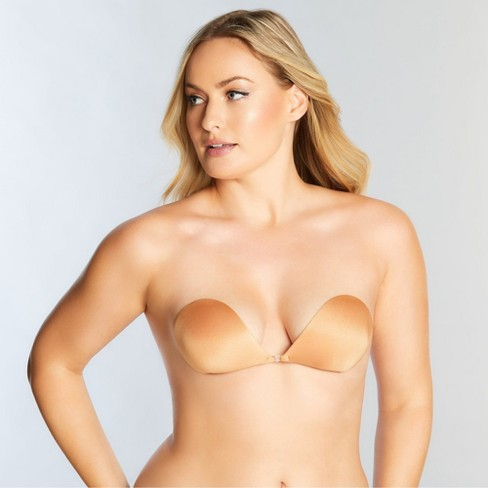 Nubra Women's Seamless Push-Up Bra - image 1 of 2