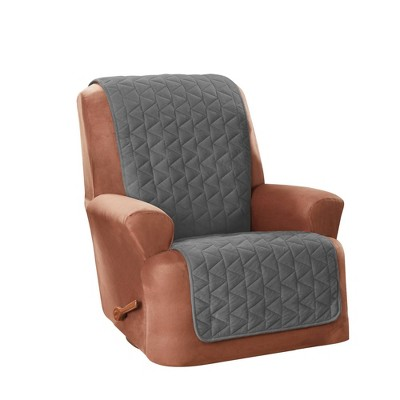 Armless Recliner Furniture Protector - Sure Fit