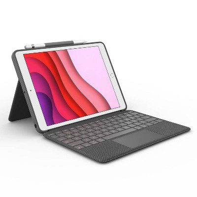 Logitech Combo Touch for iPad (7th and 8th generation)