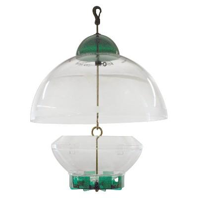 Droll Yankees Big Top Bird Feeder - Green