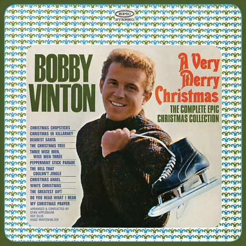 Bobby vinton - Very merry christmas:Comp epic christ (CD) - image 1 of 1