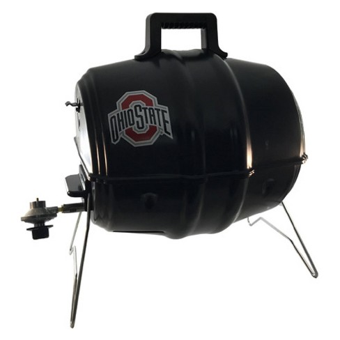 Silver, NCAA Ohio State Buckeyes Barbecue Set