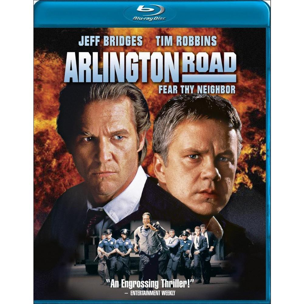 Arlington Road (Blu-ray), Movies