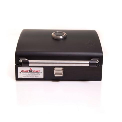 e0d44a0840cf Camp Chef Deluxe BBQ Grill Box Accessory - Black