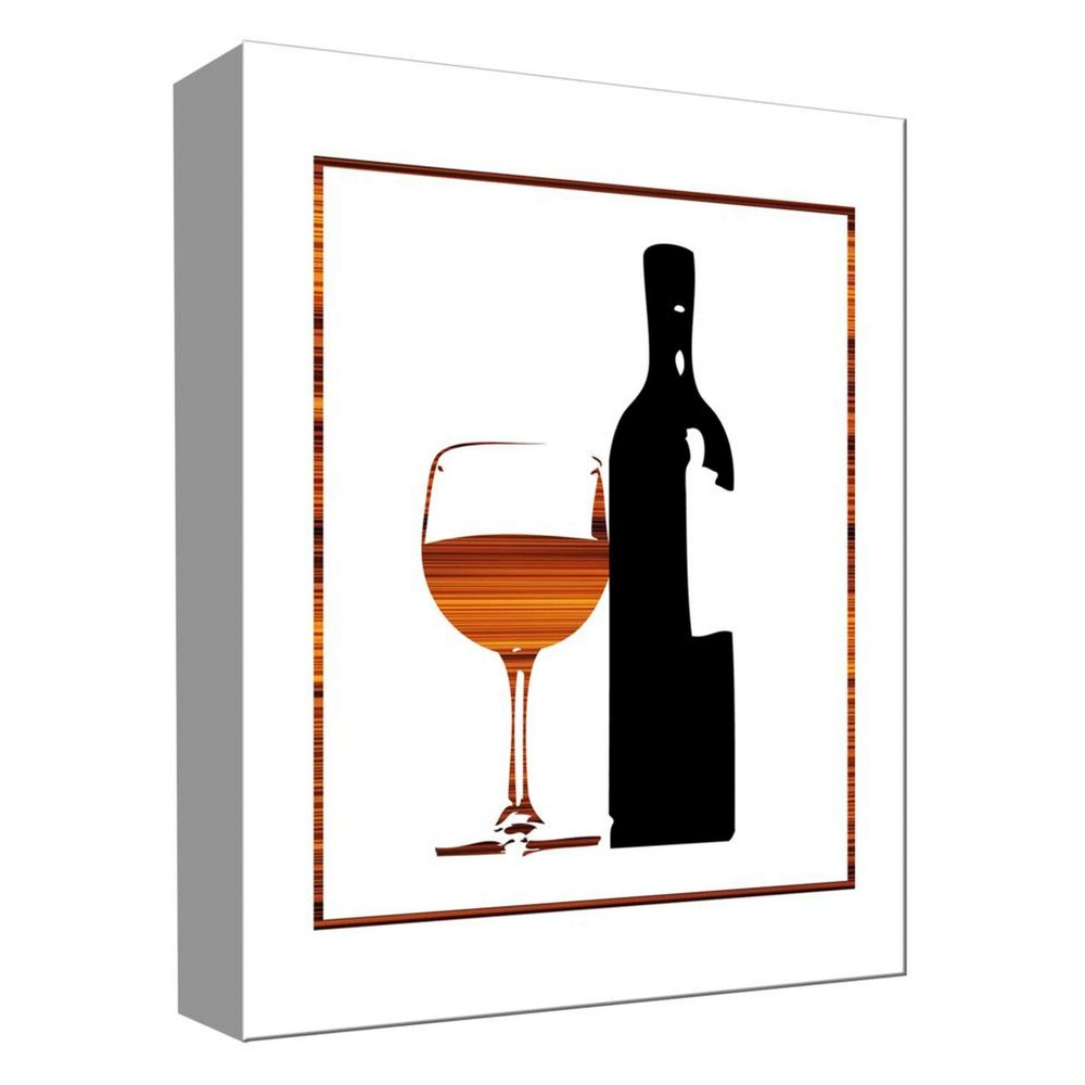 Have A Little Wine Iii Decorative Canvas Wall Art 11