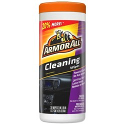 Armor All 30ct Cleaning Wipes