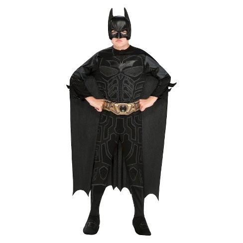 Batman Kids Dc Comics Dark Knight Rises Costume Small 4 6 Target