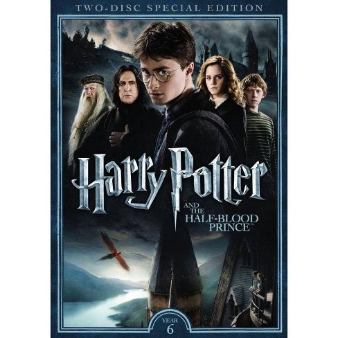 Harry Potter and the Half-Blood Prince (DVD) - image 1 of 1
