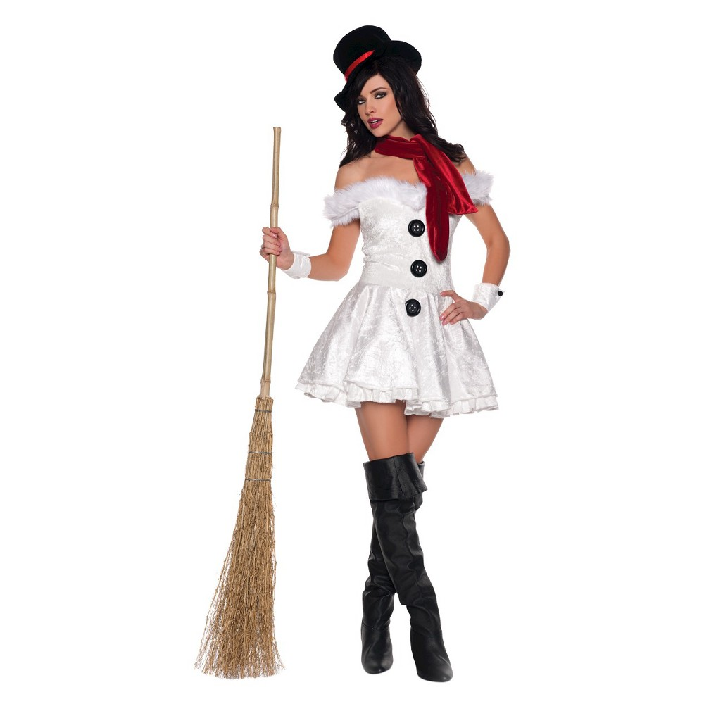 Women's Snowed In Costume X-Large, Size: XL, Multicolored