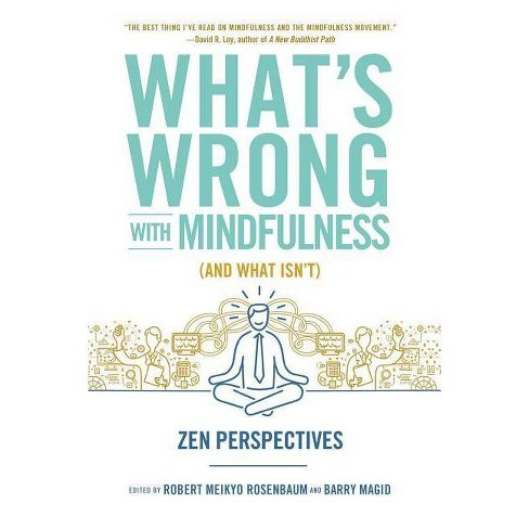 What's Wrong with Mindfulness (and What Isn't) - (Paperback) - image 1 of 1