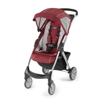 Chicco Mini Bravo Stroller - Chili