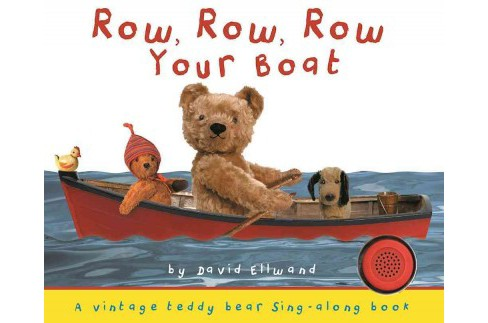 Row, Row, Row Your Boat (Hardcover) - image 1 of 1