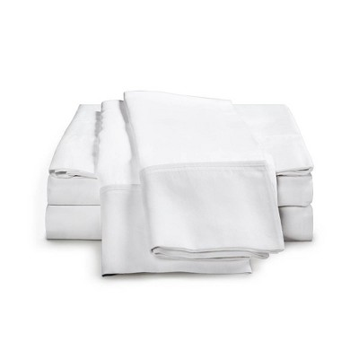 eLuxury 400 Thread Count Long Staple Cotton Sheet Set