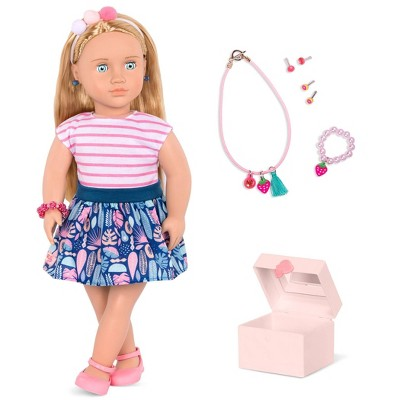Our Generation Jewelry Doll - Alessia