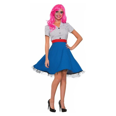 Pop Art Kit Costume -One Size Fits Most - image 1 of 1