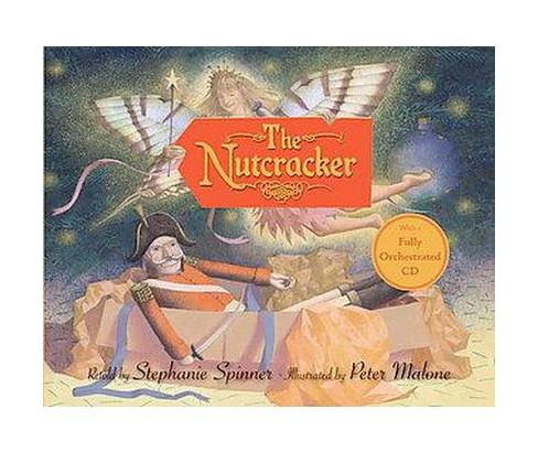 Nutcracker (Hardcover) (Stephanie Spinner) - image 1 of 1