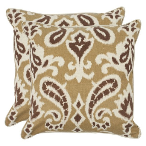 Set Throw Pillow - Safavieh® - image 1 of 1