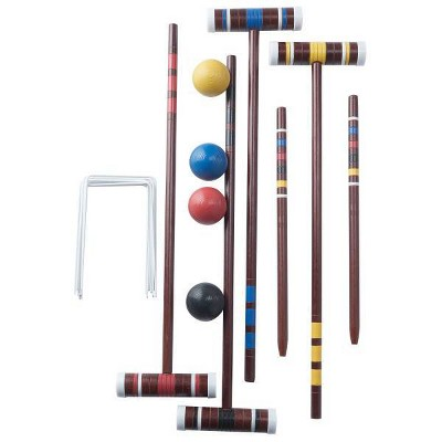 Franklin Sports Stater Croquet Set