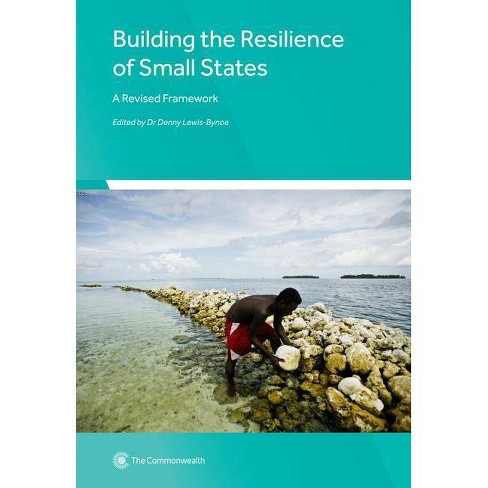 Building the Resilience of Small States - (Paperback) - image 1 of 1