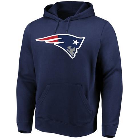 5326ec3a NFL New England Patriots Men's Confirming Big & Tall Fleece Hoodie