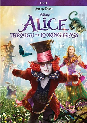 Alice - Through The Looking Glass (DVD)