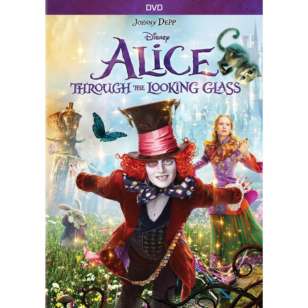 Alice - Through The Looking Glass (DVD) was $14.99 now $7.5 (50.0% off)