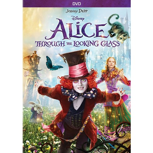 Alice - Through The Looking Glass (DVD) - image 1 of 1