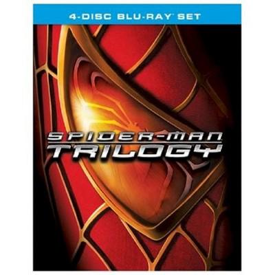 Spider-Man/Spider-Man 2/Spider-Man 3 (Blu-ray)