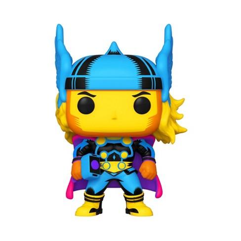 Funko POP! Marvel: Black Light Thor (Target Exclusive) - image 1 of 2