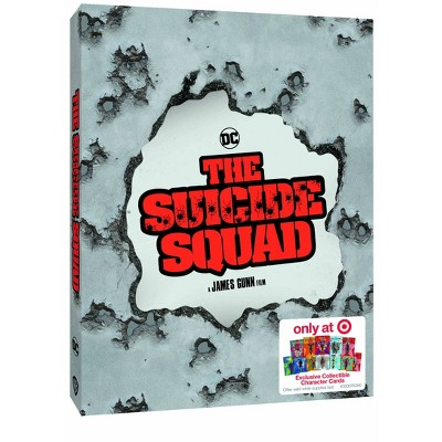 Suicide Squad (Target Exclusive) (Blu-ray + Digital)