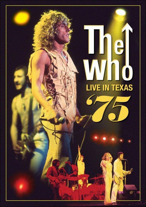 Live in texas 75 (DVD) - image 1 of 1