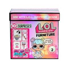 L.O.L. Surprise! Furniture Ice Cream Pop-Up with Bon Bon & 10+ Surprises