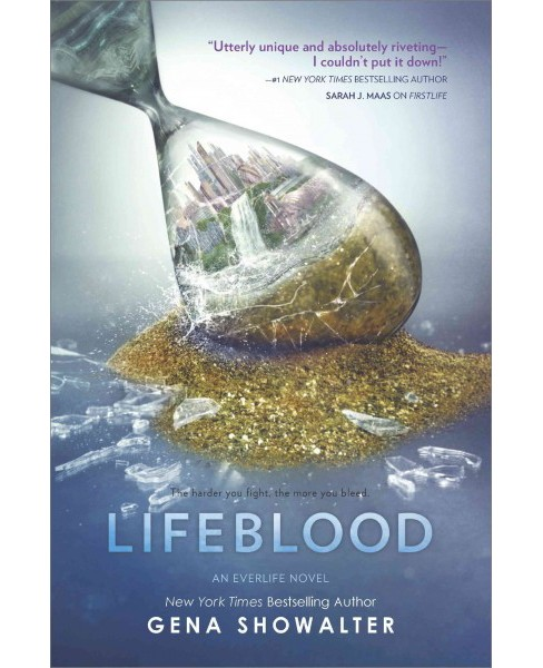 Lifeblood (Hardcover) (Gena Showalter) - image 1 of 1