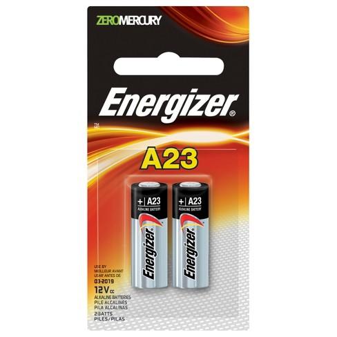 Energizer Alkaline A23 Batteries 2 Ct A23bpz 2 Target