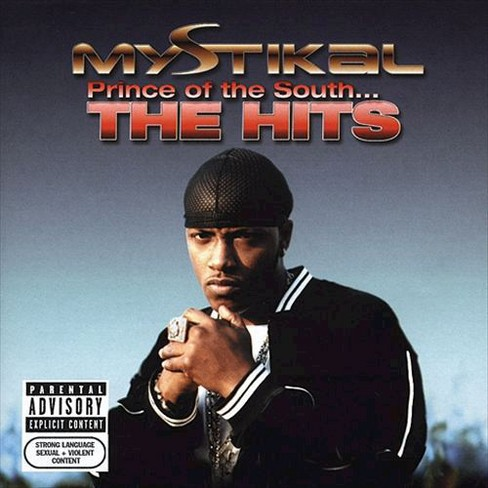 Mystikal - Prince of the south [Explicit Lyrics] (CD) - image 1 of 1