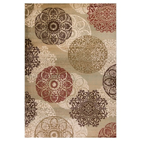 Heritage Pressed/Molded Accent Rug - KAS - image 1 of 1