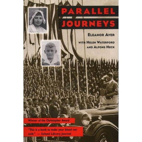 Parallel Journeys - by  Eleanor H Ayer (Paperback) - image 1 of 1