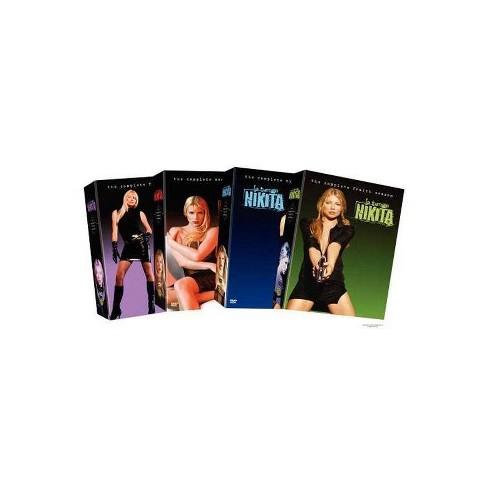 La Femme Nikita: Seasons 1-4 (DVD)