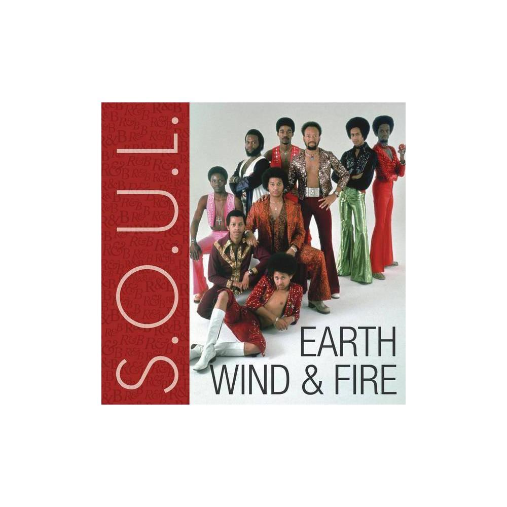 Earth Wind Fire S O U L Earth Wind Fire Cd