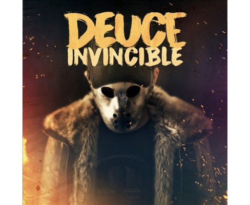 Deuce - Invisible (CD) - image 1 of 1