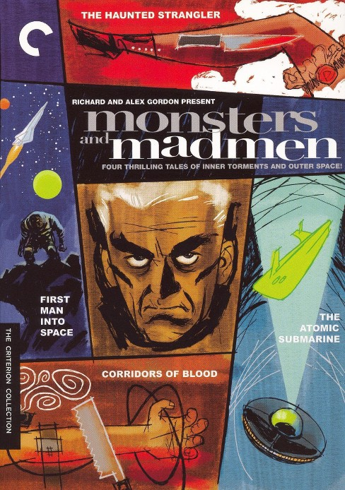 Monsters & madmen (DVD) - image 1 of 1