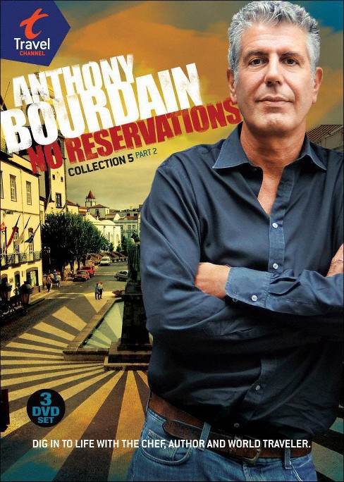 Anthony bourdain:No reser coll 5 pt 2 (DVD) - image 1 of 1