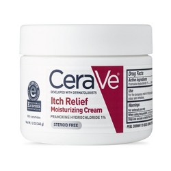 CeraVe Itch Relief Moisturizing Lotion For Dry And Itchy