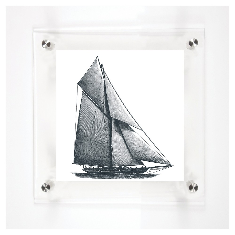 Mitchell Black Orion Decorative Framed Wall Canvas (12