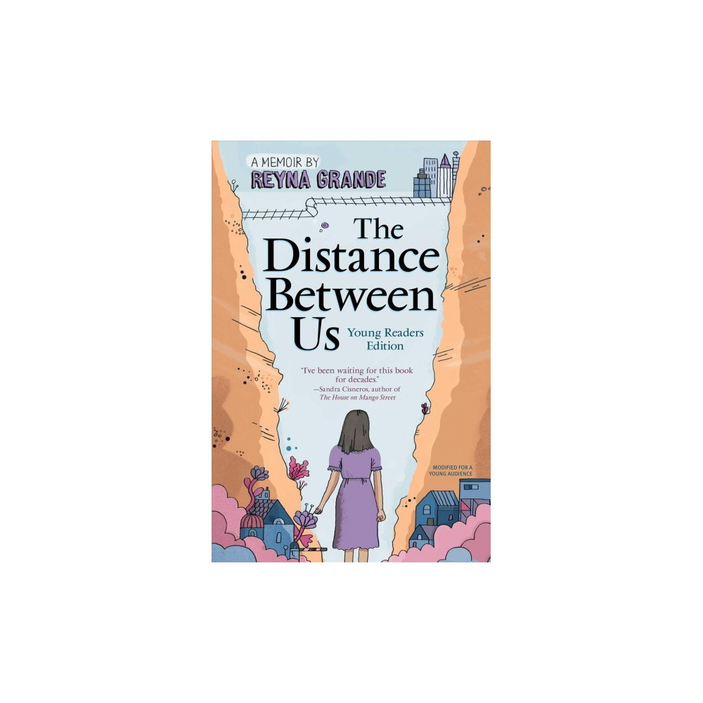 Distance Between Us Young Readers Edition (Hardcover) (Reyna Grande)